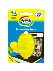 NICE N FRESH DISHWASHER FRESH ZAPACH DO ZMYWARKI 60 ZMYWAŃ