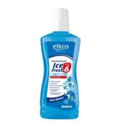 Elkos płyn do płukania ust ice fresh 500ml