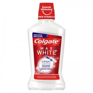 Colgate płyn do płukania ust Max White 500 ml