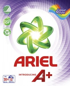 Ariel A+ Proszek do Prania Color 20pr Koncentrat 675g
