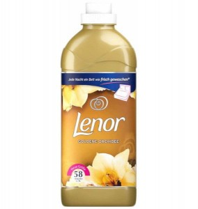 Lenor Golden Orchidee Płyn do Płukania 1,74L 58pr