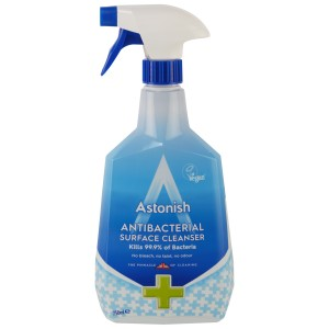 Astonish płyn antybakteryjny spray 750ml