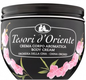Tesori d'Oriente 300ml krem do ciała Orchidea