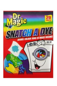 DR MAGIC SNATCH A DYE SHEETS 20S