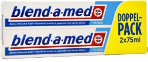 Blend-a-med pasta do zębów 2x75ml Extra Frish