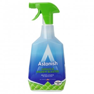 ASTONISH MOULD & MILDEW SPRAY PREPARAT DO USUWANIA PLEŚNI 750ML