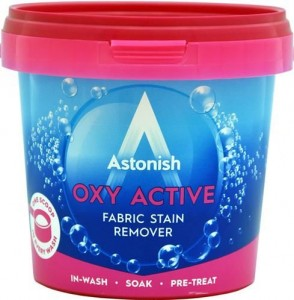Astonish 500g Oxy Active odplamiacz  w proszku